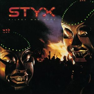Wikipedia En 8 82 Styx - Kilroy Was Here