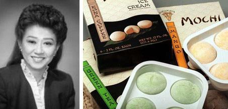 Mochi ice cream inventor frances hashimoto dies of cancer for Xeni jardin husband