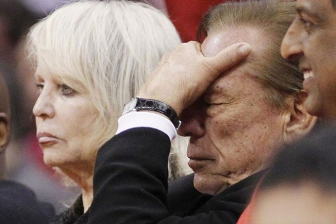 Donald Sterling (Reuters file)