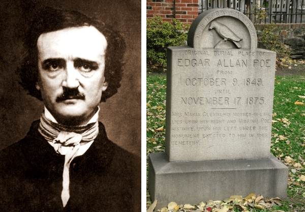 The Poe Toaster