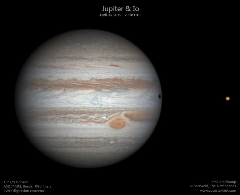 Photo: Emil Kraaikamp, via Bad Astronomy blog