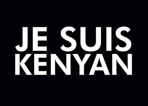 The #147notjustanumber campaign honors victims of the Garissa attack in Kenya