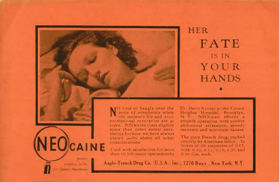 Check Out These Vintage Prescription Drug Ads