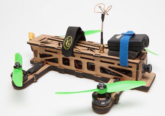 bamboo-drone