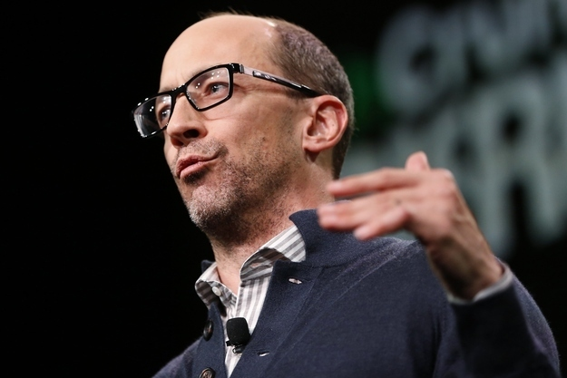 Dick Costolo. Photo: Stephen Lam, Reuters