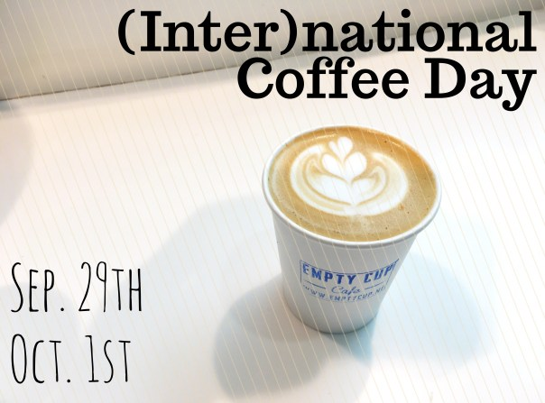 Inter(national) Coffee Day 2016