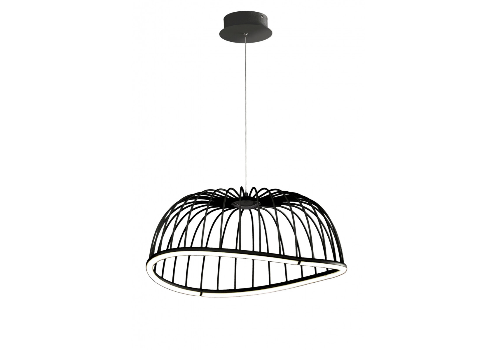 Chapeau De Lampe Suspension Led Chapeau Celeste Mantra