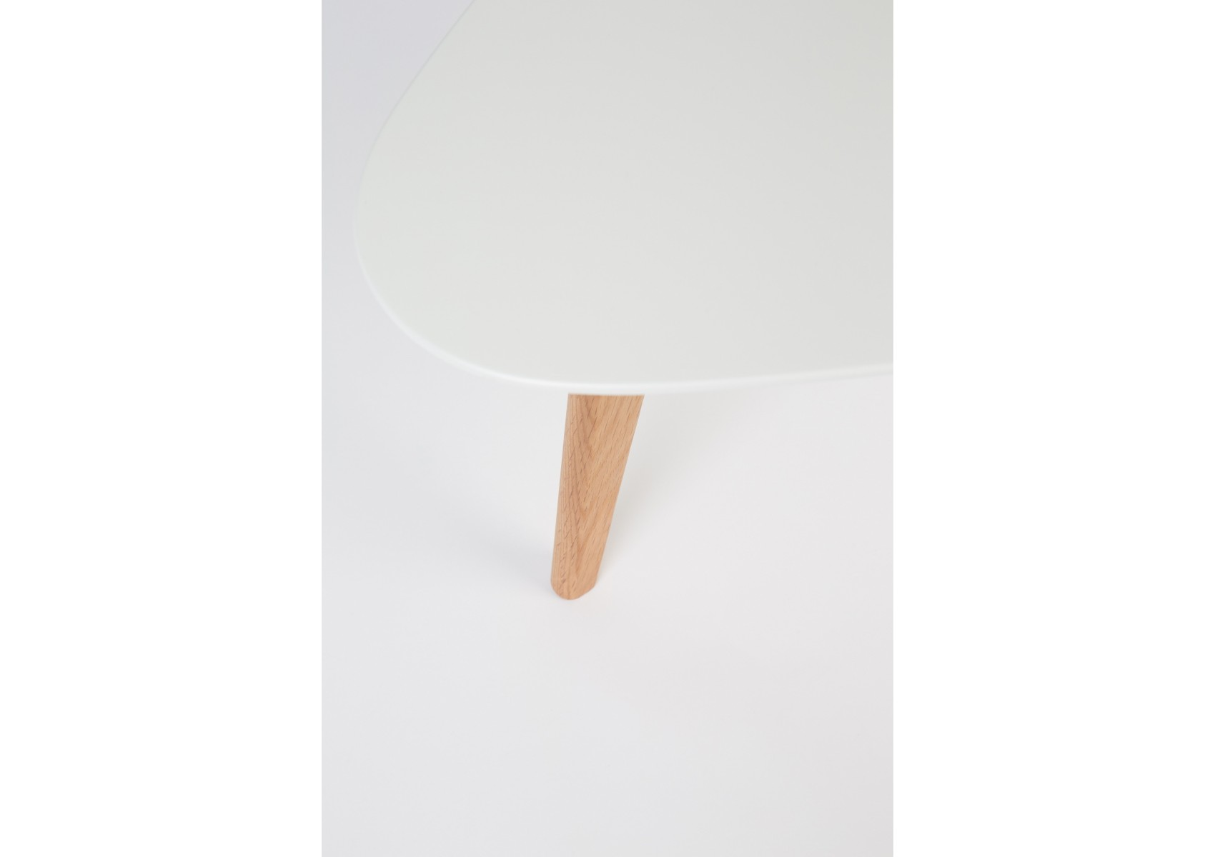 Table Basse Blanche Scandinave Tables Basse Scandinave Drop Laquée Blanche