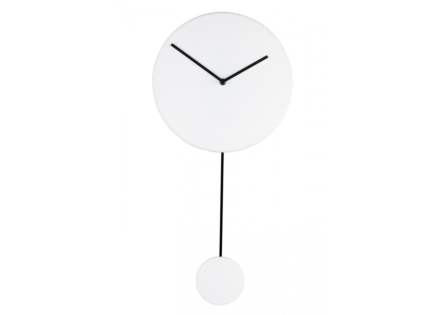 Table Basse Zuiver Horloge Design En Pendule De La Collection Minimal De Chez
