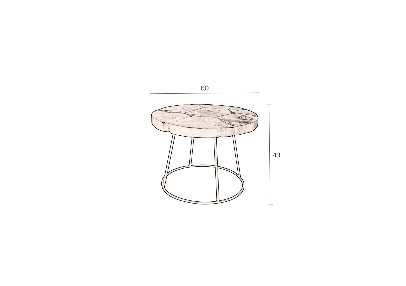 Table D Apoint Table D 39appoint Design De La Collection Kraton De Chez
