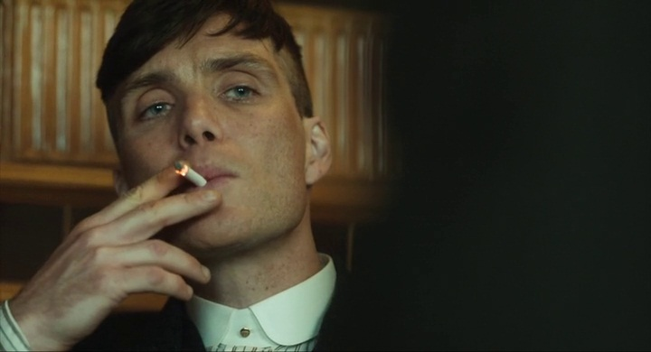 Peaky Blinders Wallpaper Quotes Cillian Murphy As Thomas Shelby Polychrome Interest