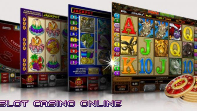 Login Game Slot Online OSG777