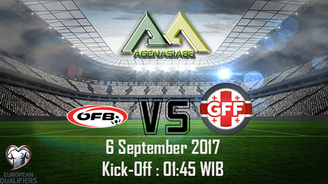 Prediksi Austria Vs Georgia 6 September 2017