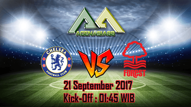 Prediksi Chelsea Vs Nottingham Forest 21 September 2017
