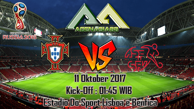 Prediksi Portugal Vs Switzerland 11 Oktober 2017