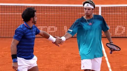Fred Gil e Felipe Cunha e Silva perdem final de pares na Tunísia