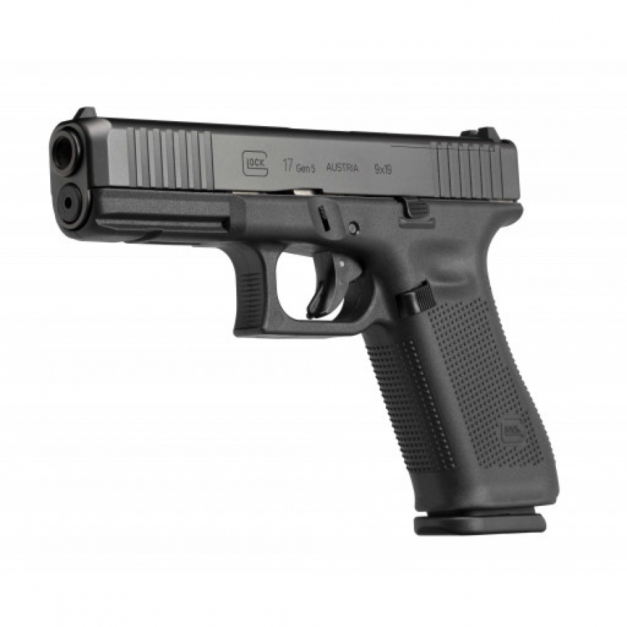Abb Nederland Contact Glock 17 Gen 5 Mos Front Serrations Kaliber 9x19mm