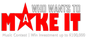who wants to make it logo