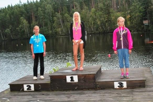 Johanna SM brons 2014