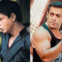 Shah Rukh Khan versus Salman: Their first public fight