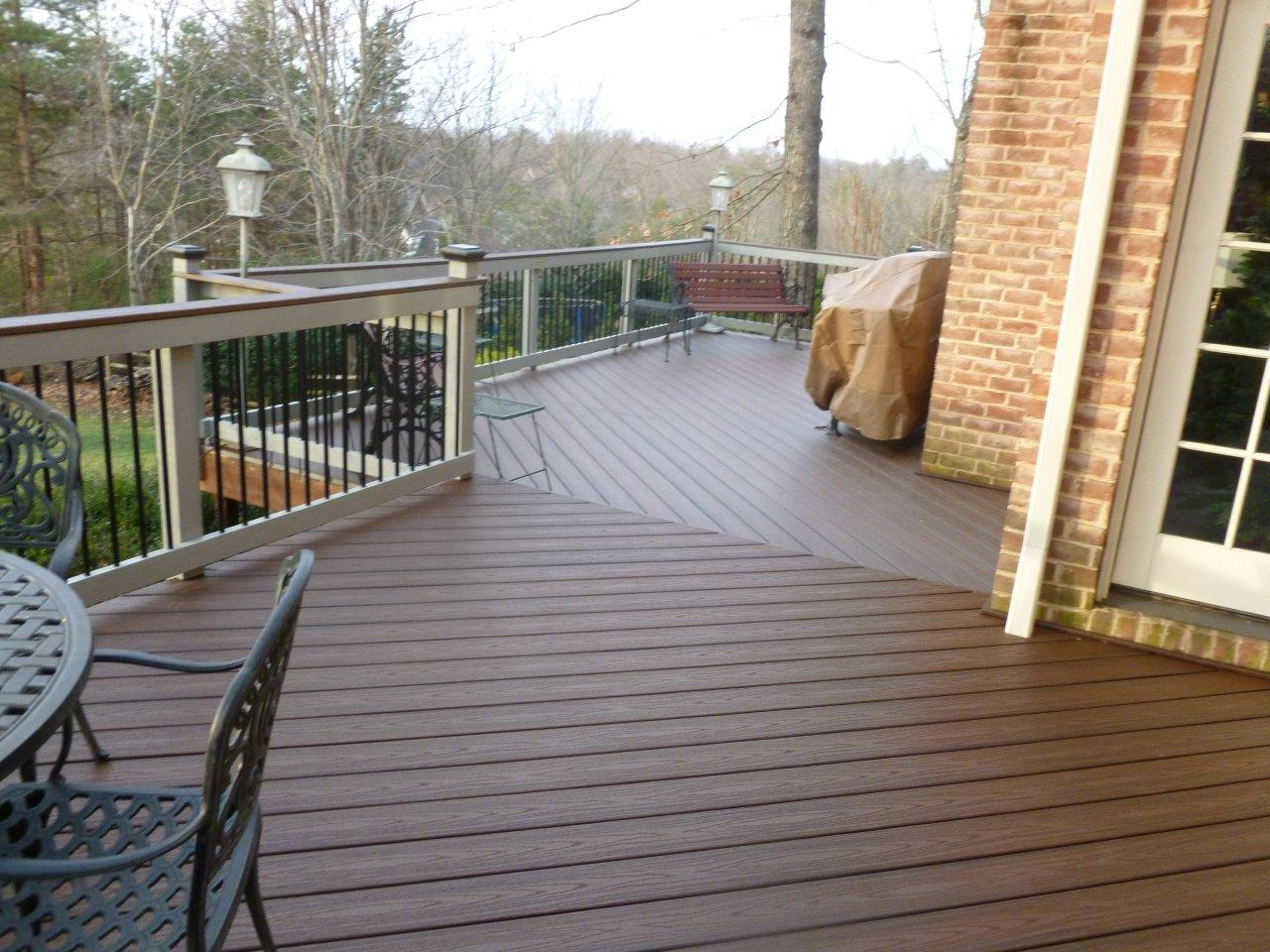 Deck Cost How Much Should A Trex Deck Cost Archadeck Outdoor Living
