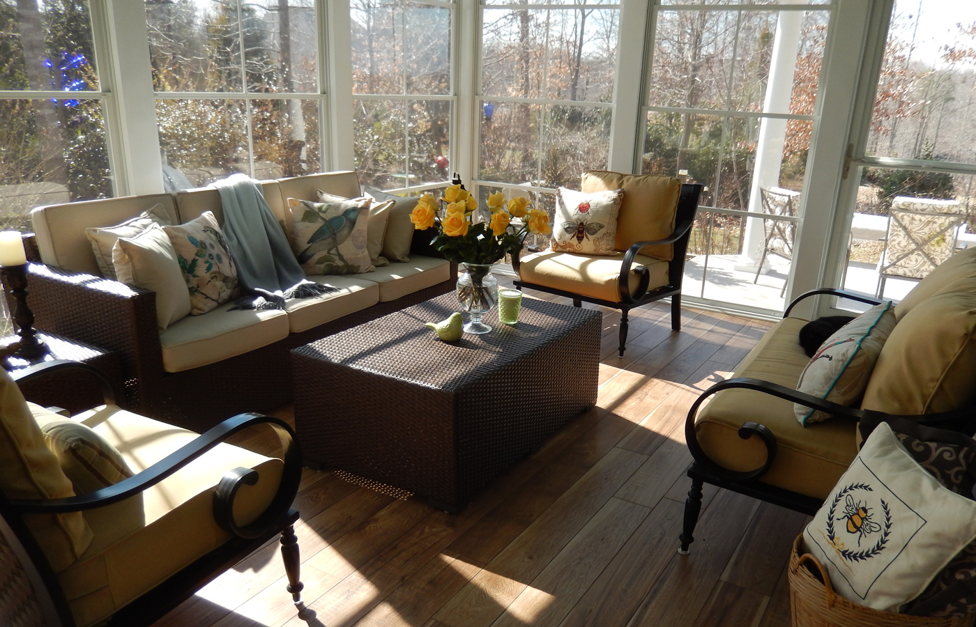 3 Season Room Furniture How To Choose An Oakville Outdoor Room: Sunrooms, Three