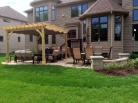 Pergola Shade Solutions for Your Chicagoland Backyard ...