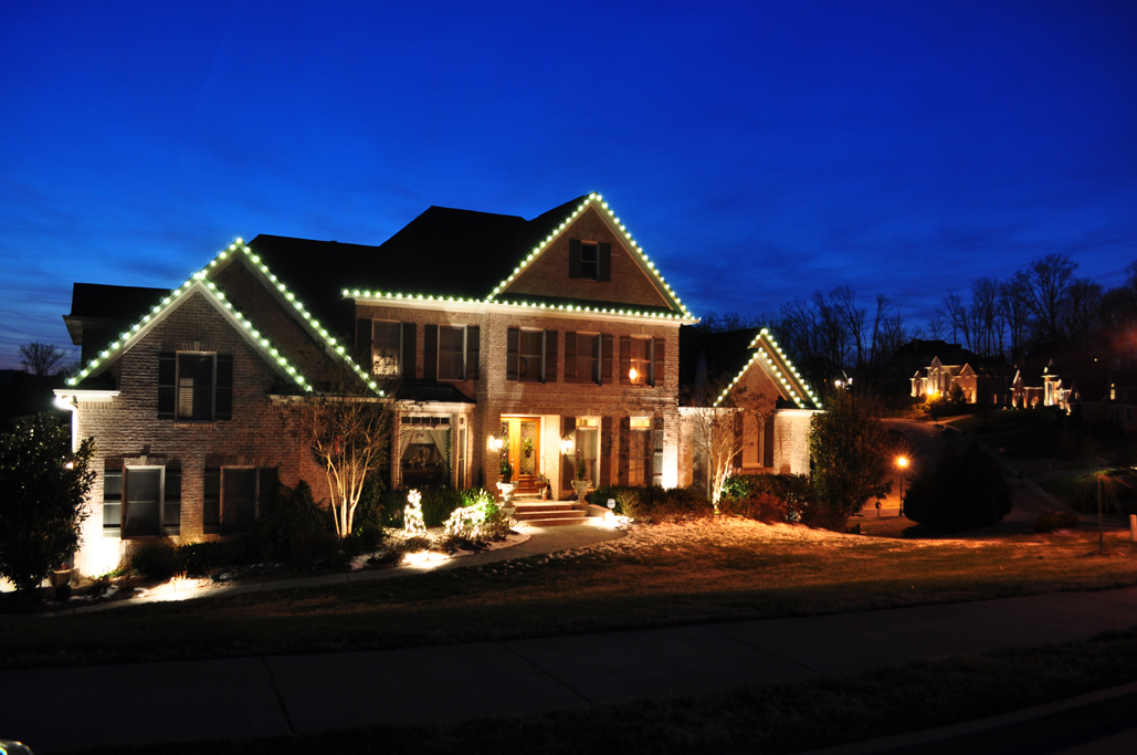 Outdoor Christmas Lighting Columbia, SC - outdoor christmas lights decorations