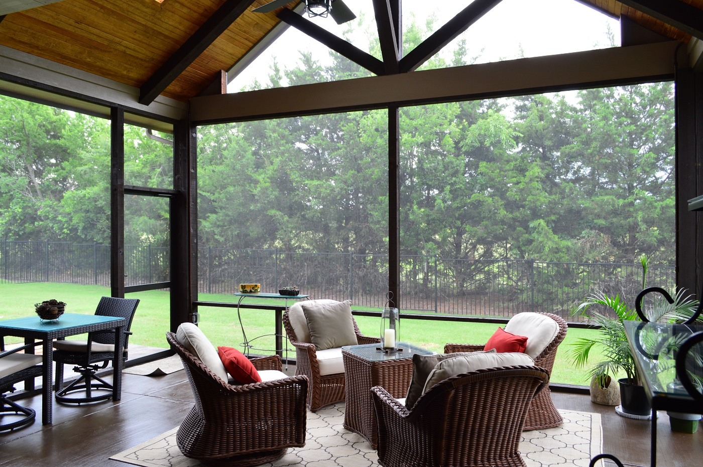 Can A Screened Porch Or Patio Add Value To My Home Archadeck Of Northeast Dallas