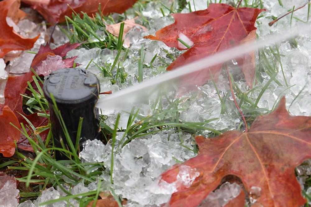 Sprinkler System Winterization Charlotte NC Conserva Irrigation of