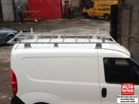 Vauxhall Combo L1H1 Roof Racks from Bolton Roof Racks Ltd.