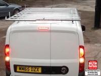 Vauxhall Combo L2H1 Roof Racks from Bolton Roof Racks Ltd.
