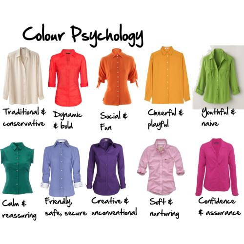Best and Worst Colors to Wear To a Job Interview BolyWelch Blog