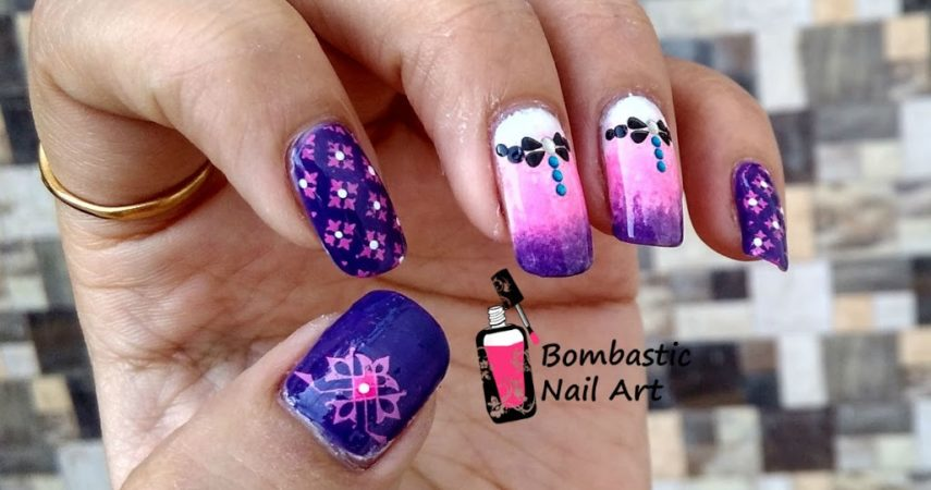 Mundo De Unas Mexican Pink Stamping Nail Polish Review And