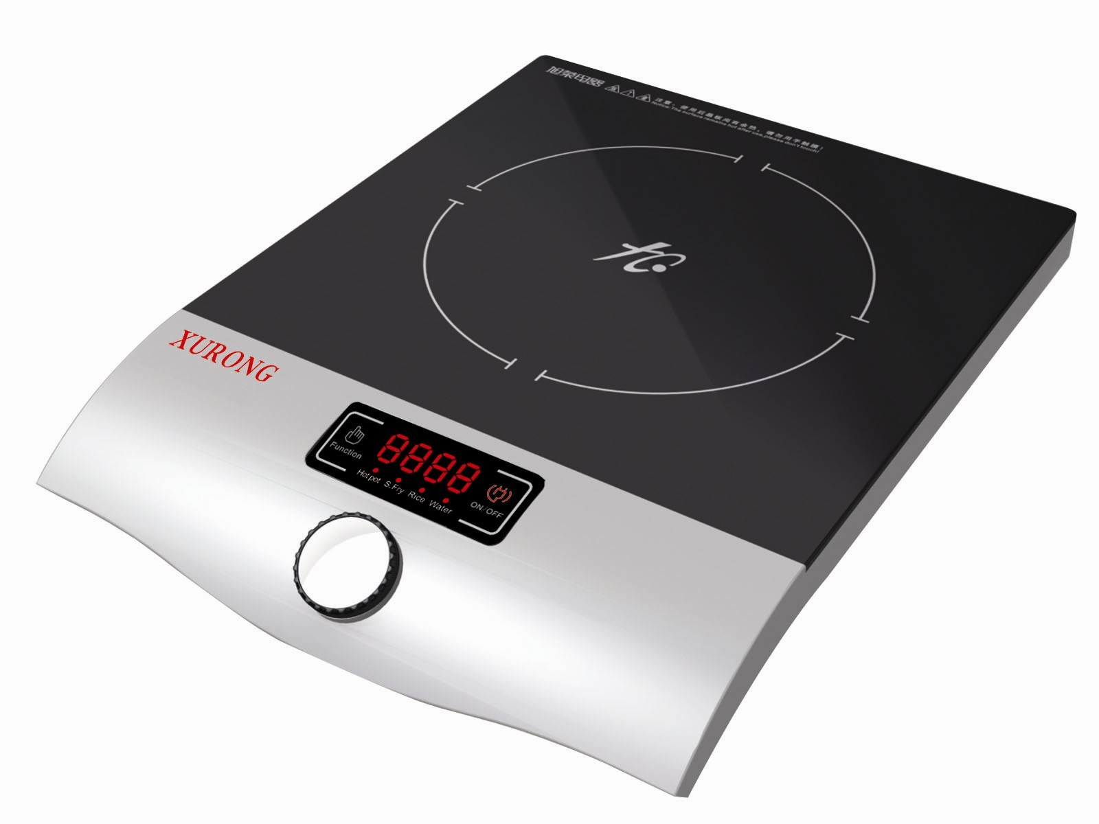 Induction Hot Plate Zyc Ic037 New Induction Cooker Easy To Clean Panel