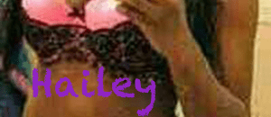 Milwaukee Escort - Hailey