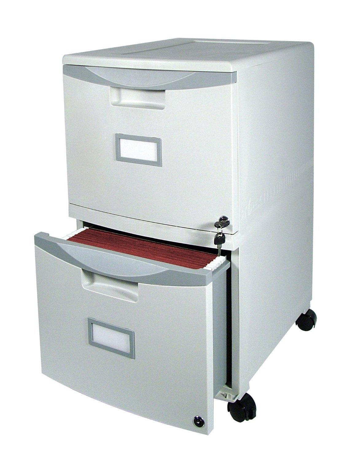 Small Drawer Filing Cabinet 2 Drawer Home Small Office File Mobile Filing Locking