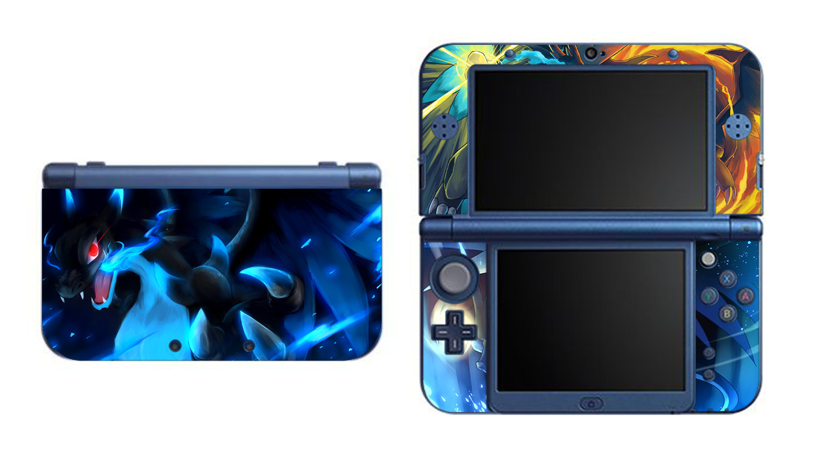 X Xl The Gallery For Gt Nintendo 3ds Xl Pokemon Skins