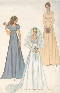 JUNIOR BRIDESMAID DRESS PATTERN | BRIDESMAID DRESSES