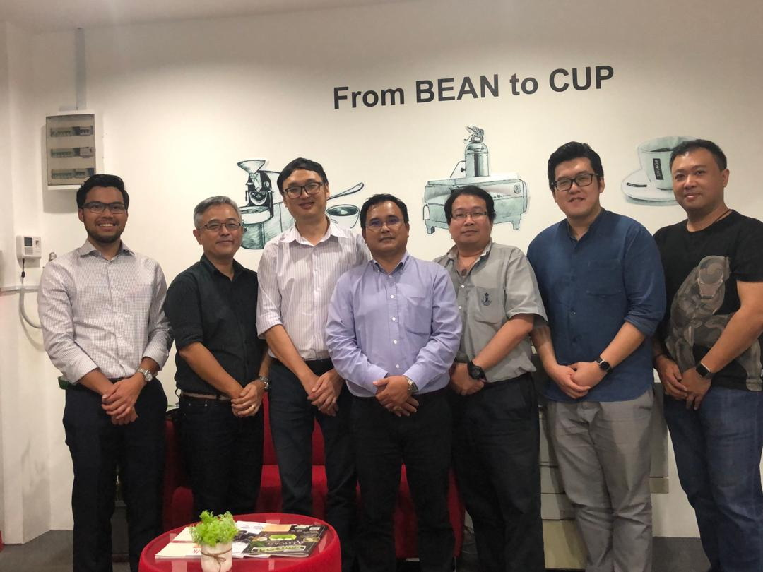 Borneo Coffee Symposium 2019 Announcement Of Victor Ujai As Elected Vice Chairman Of