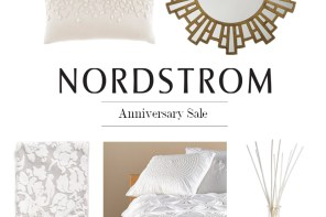 Nordstrom Early Access Anniversary Sale // Home Décor