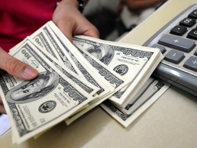 US Dollar price increase from 100 in Open Market (20th August, 2014)