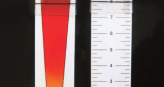 Color Analog Scale