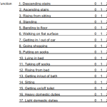 WOMAC Index