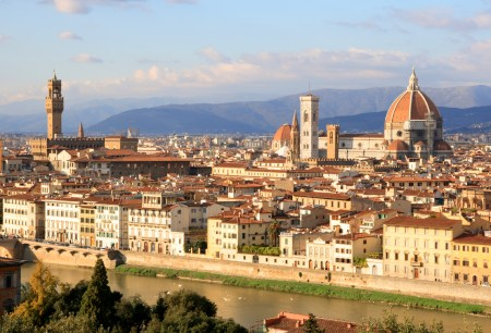 Visiting Florence Italy In May