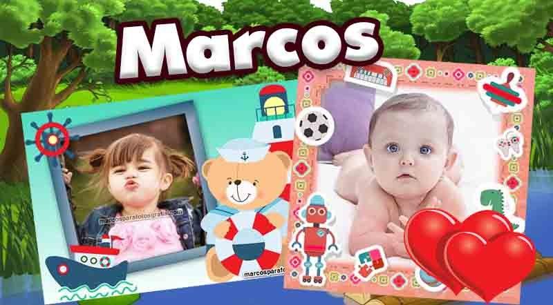 Marcos Infantiles para imprimir ¡ GRATIS ! ☺ -