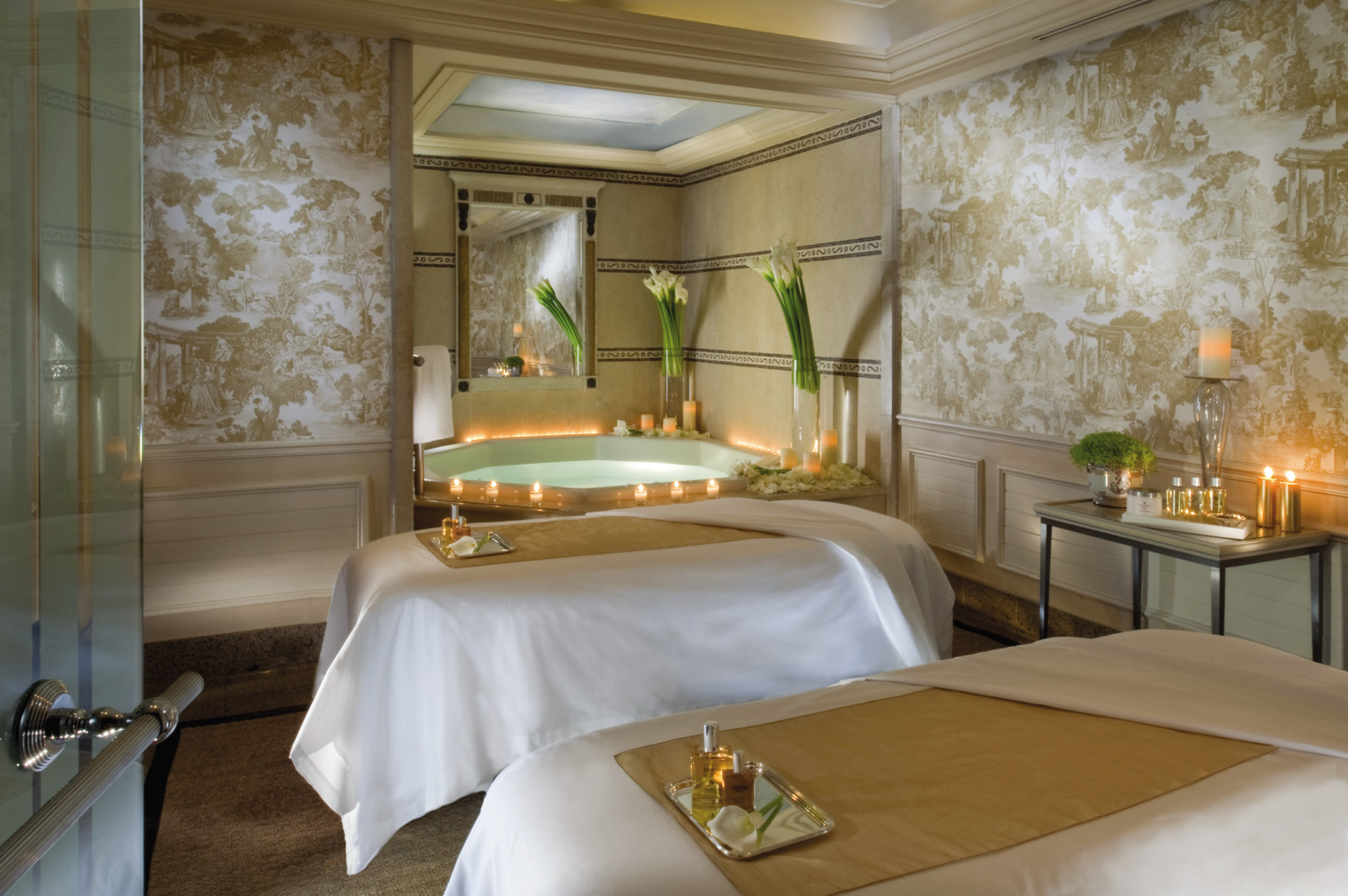 Salon De Massage De Luxe Paris Spa Going The Perfect Antidote To The Winter Blues