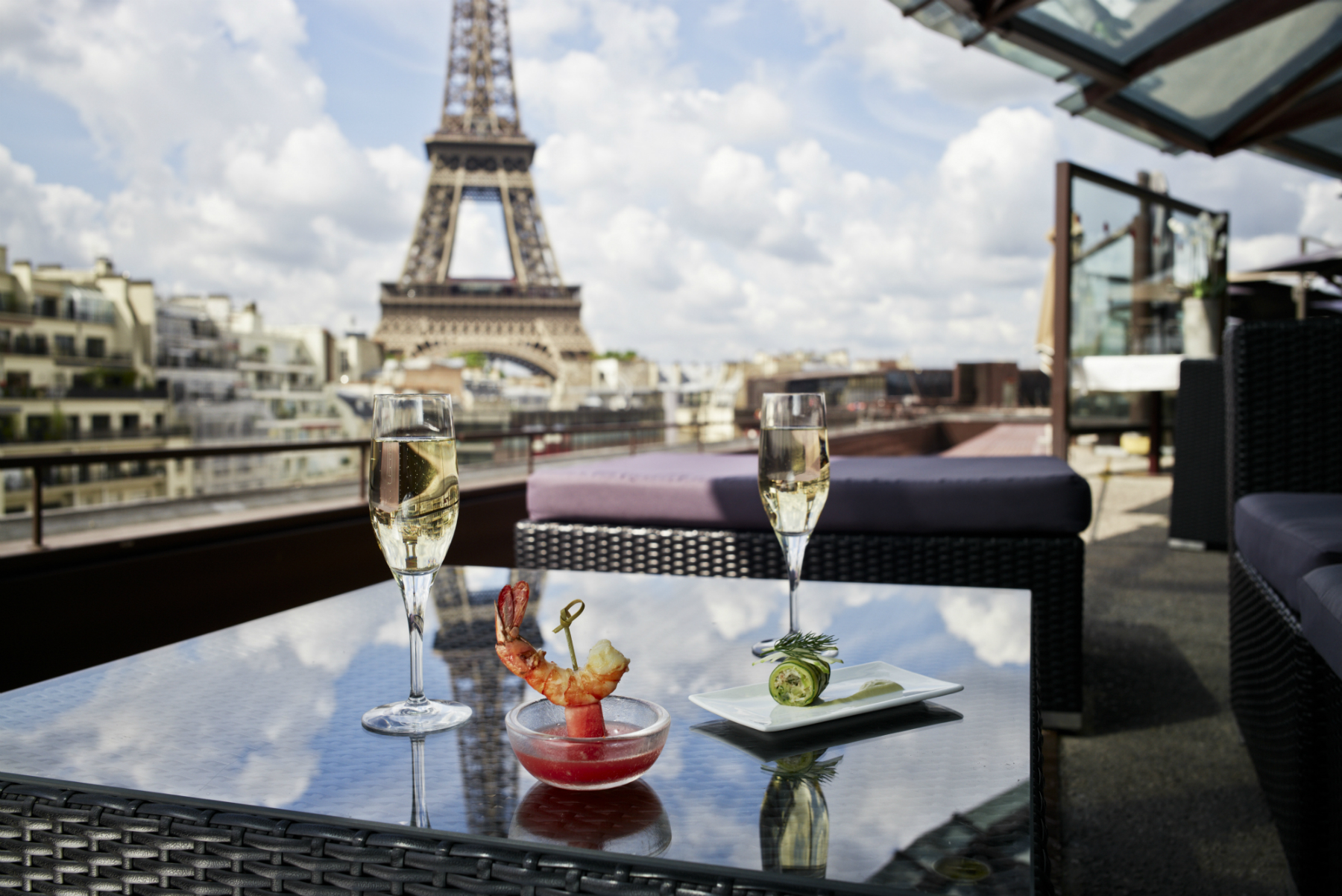 Restaurant Terrasse Paris 17 10 Great Museum Restaurants In Paris