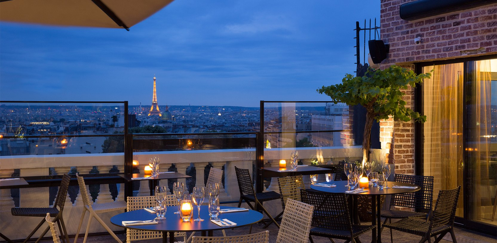 Restaurant Avec Terrasse à Paris Our 5 Favorite Rooftop Bars In Paris