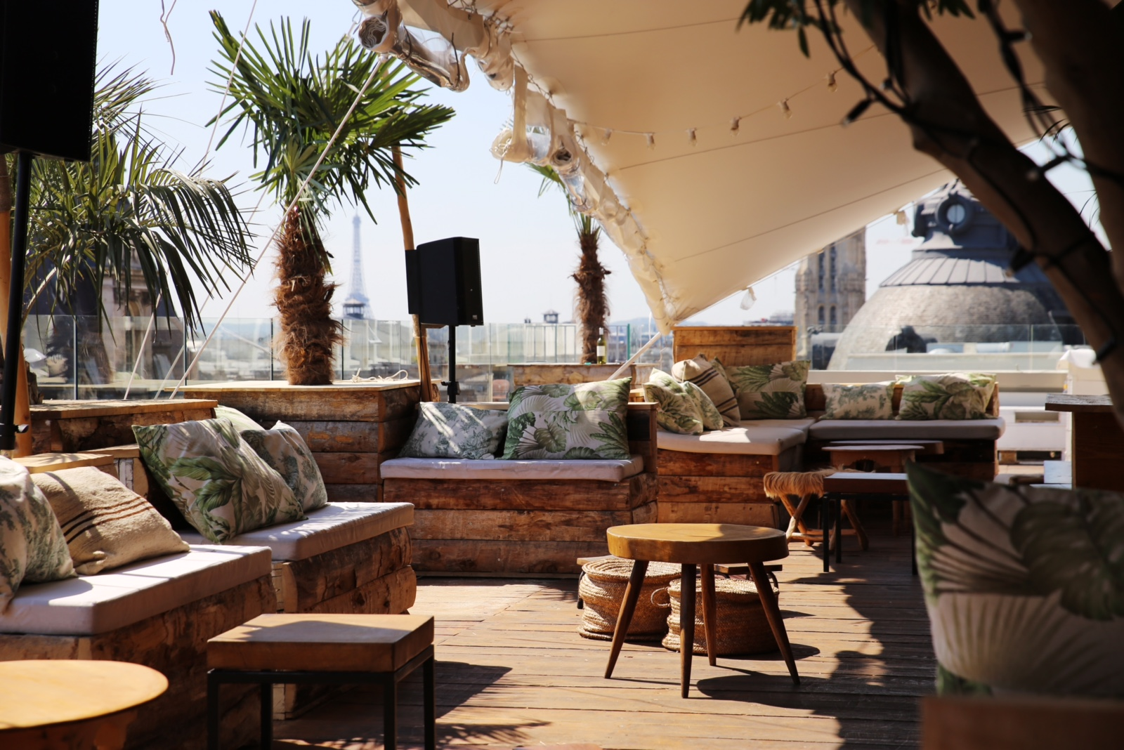 Bhv Paris Shopping And Rooftop Drinks Serious Cool Factor At Le Bhv